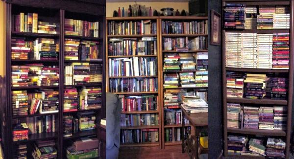 Photos of my books